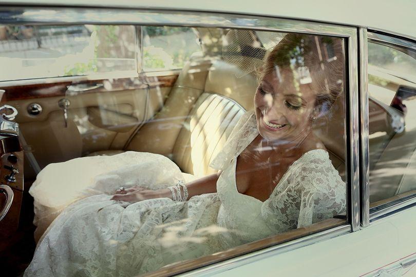 vintage car bride 51 30082 158824800011223