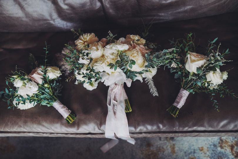 Stunning bouquets