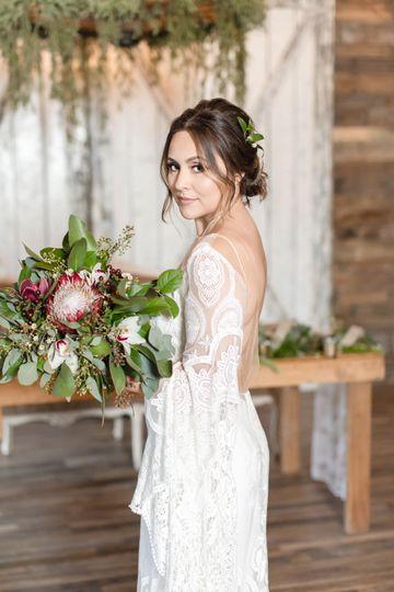 Greenery Boho Wedding