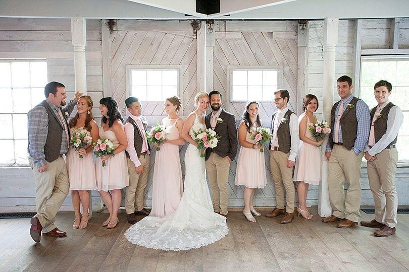 Hardy Farm - Bridal Party
