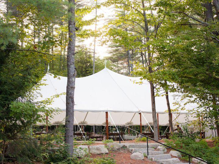 Tmx 1426607777577 Hardy Farm Onsite Tent Fryeburg, ME wedding venue