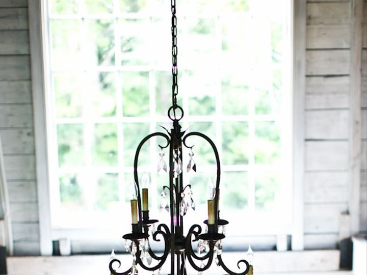 Tmx 1426608343868 Hardy Farmanne Skidmore Photographybarn Chandelier Fryeburg, ME wedding venue