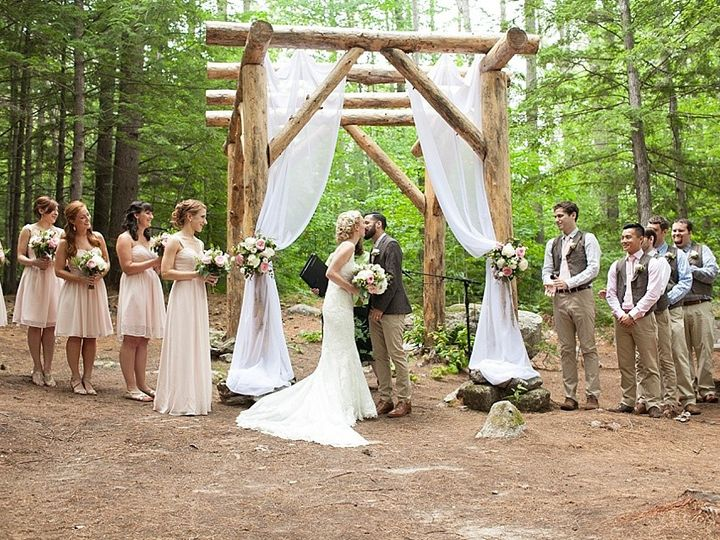 Tmx 1439344250080 Maine Barn Wedding Rustiv Venue50 Fryeburg, ME wedding venue