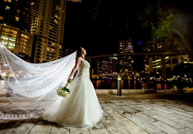 Hyatt Regency Miami Bride