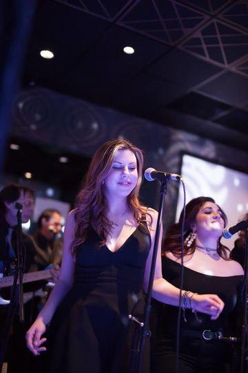 Pretty singer