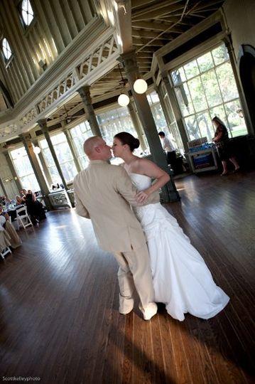 The first dance romance