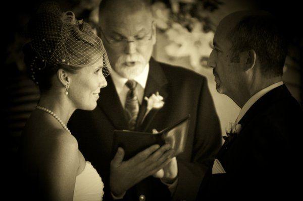 Your wedding ceremony... unique and distinctive.