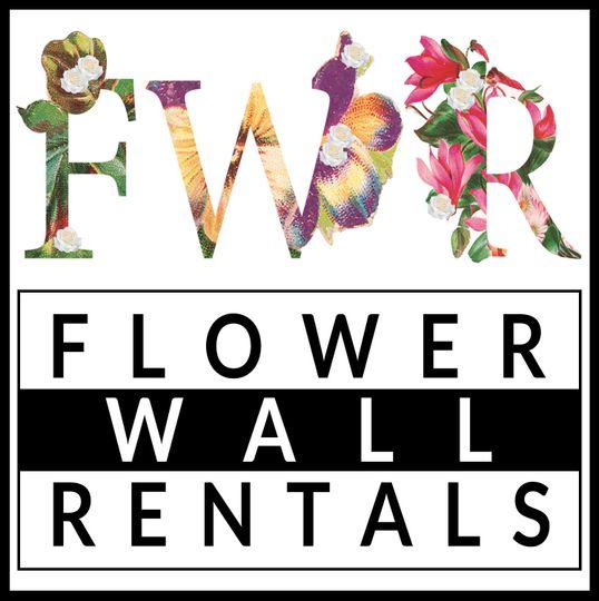 d5b25533df58b055 Flower Wall Rentals Logo Square