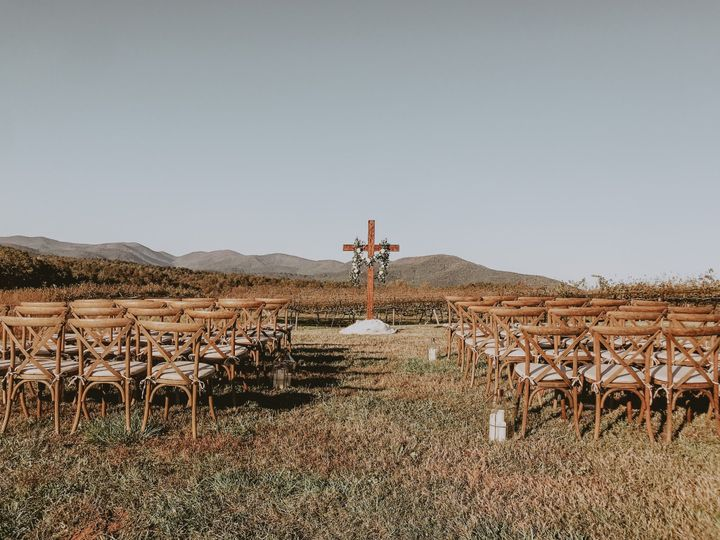 Vineyard Lawn Ceremony Space