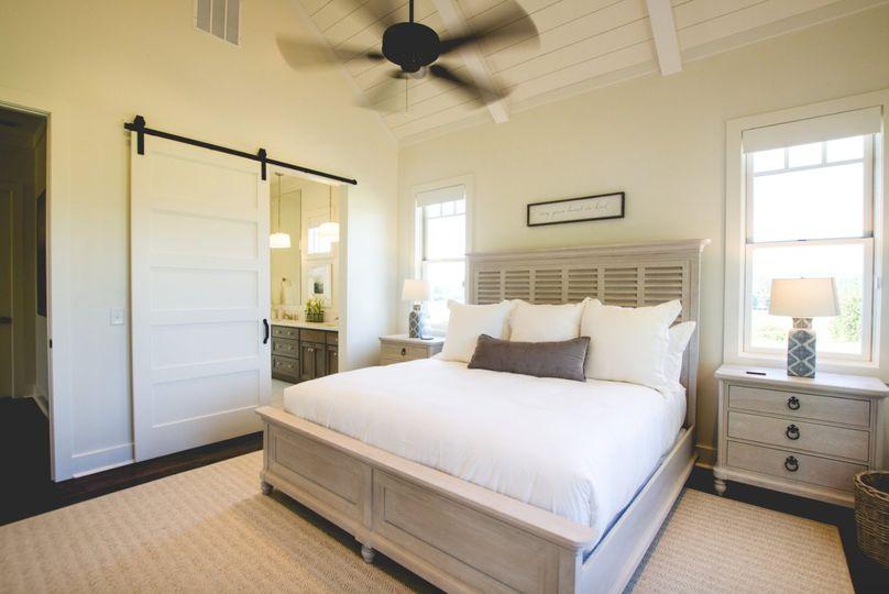 Kaya Cottage Master Bedroom