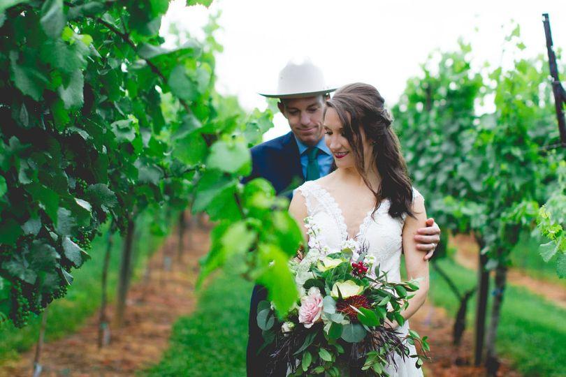 In Between the Vines