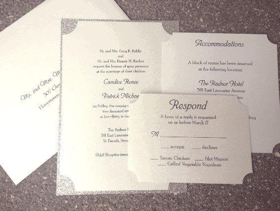 Tmx 1484854184860 2017 01 03 11.25.05resized West Chester, Pennsylvania wedding invitation