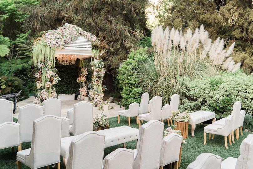 bel air hotel wedding photography by gloriamesa 1