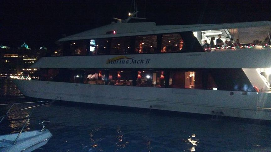 Corporate Event at Sea