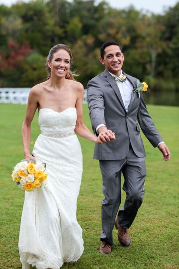 Mattie & Jay Wedding at the Plantation Inn in Crystal River, Florida