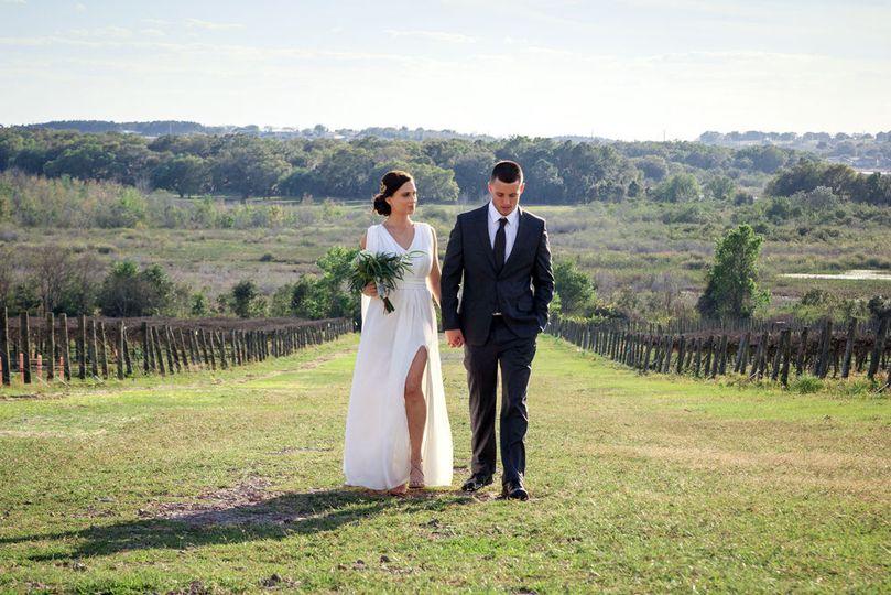 Jenn & Jamie Wedding at Lakeridge Winery in Clermont, Florida