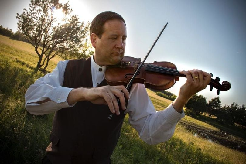 Roy the violinist