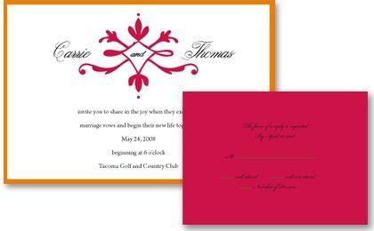 Tmx 1211690130898 17 Tacoma wedding invitation