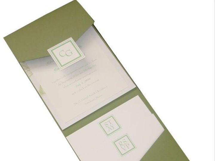 Tmx 1292826673179 Invgreenenvelopment Tacoma wedding invitation