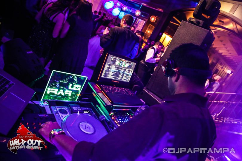 DJ Papi - OE Wedding
