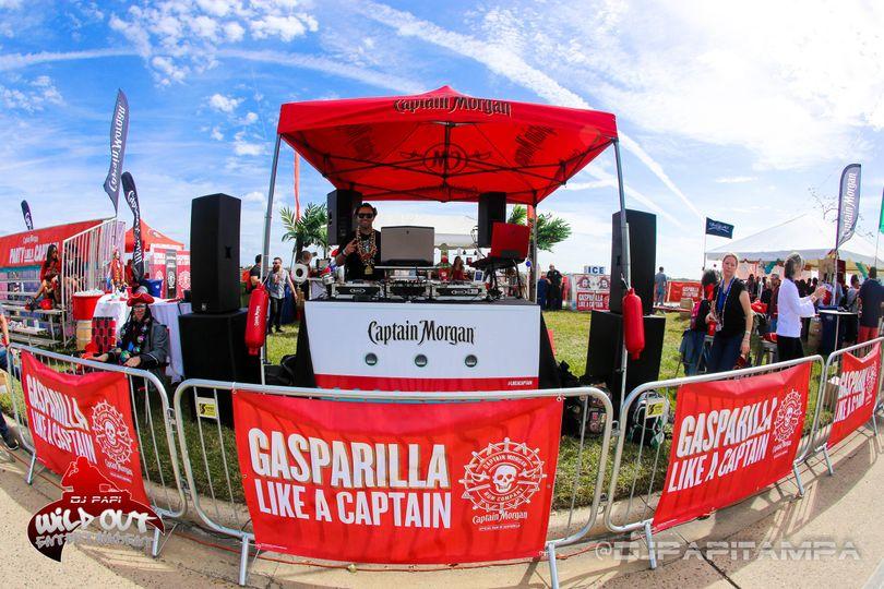 DJ Papi - CM Gasparilla 2018