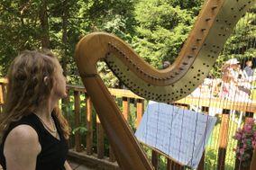 Elizabeth Borsodi, Harpist