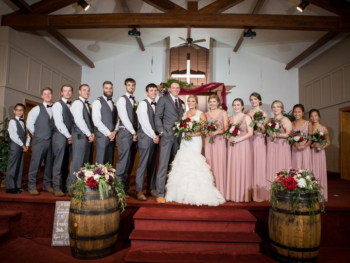 Tmx 1515191696 94d981dc4b86d3e0 1515191693 334a9213c46ed502 1515191651074 27 Fairytale Wedding Monroe wedding videography