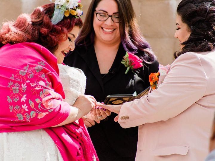 Tmx Frida Themed Wedding 51 483182 1555529562 Riverside, California wedding officiant