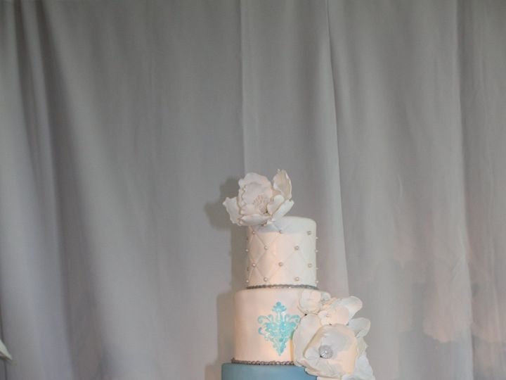 Tmx 1420566984097 2013 Cakes 133 Havre De Grace wedding cake