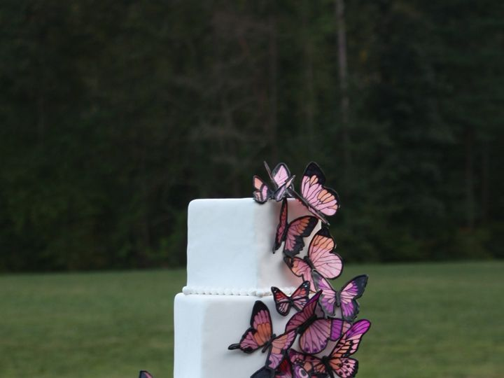 Tmx 1420567242237 Wedding Cakes 133 Havre De Grace wedding cake