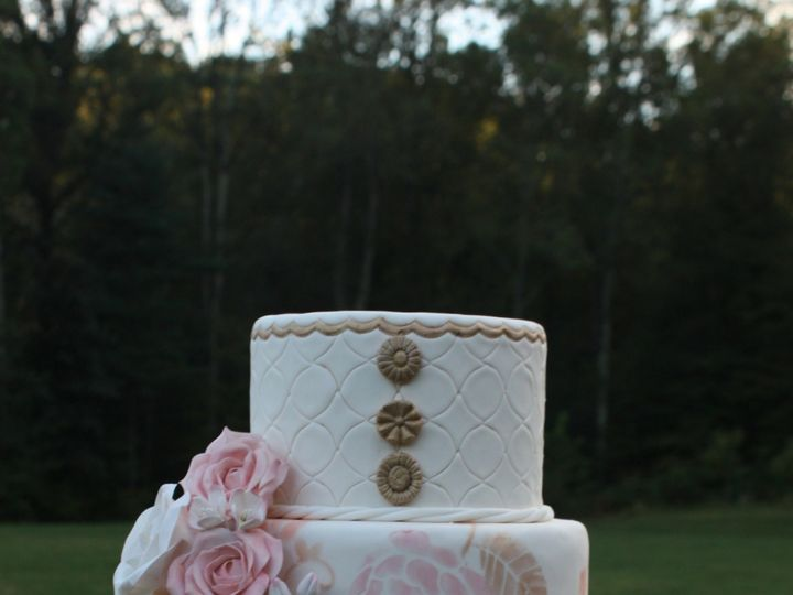 Tmx 1420567252661 Wedding Cakes 103 Havre De Grace wedding cake