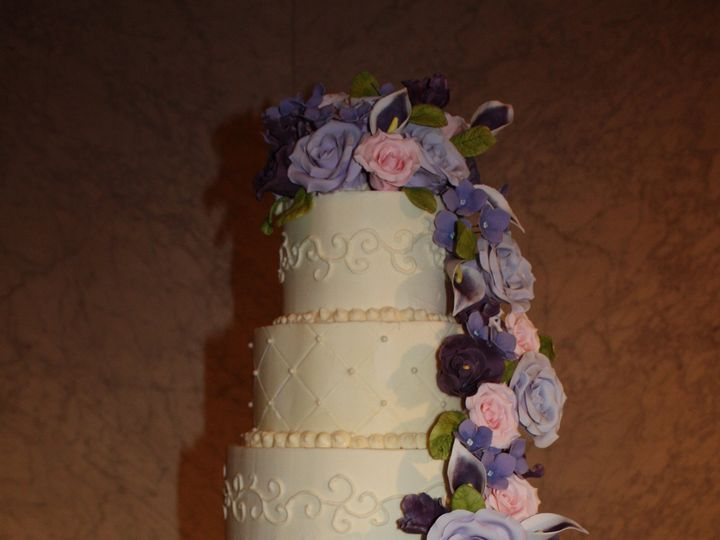 Tmx 1420567275762 Wedding Cakes 080 Havre De Grace wedding cake