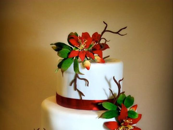 Tmx 1260763364241 BRANCH Kearny wedding cake