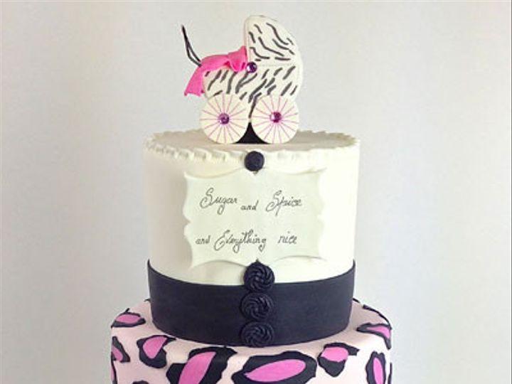Tmx 1387144047474 Photoa Kearny wedding cake