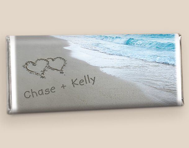 Wedding Candy Favors: Love You Sand