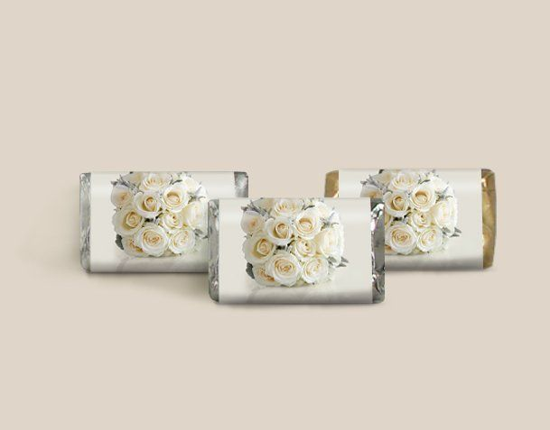 Hershey's Wedding Favors: Timeless Bouquet Assorted Minis