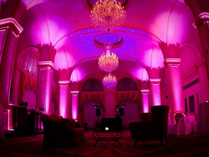 Tmx 1456758589754 Majenta Lighitng Chicago, Illinois wedding eventproduction
