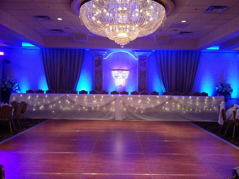 Tmx 1457049103565 Head Table Lighting Chicago, Illinois wedding eventproduction