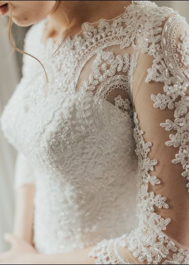 Beautiful in lace