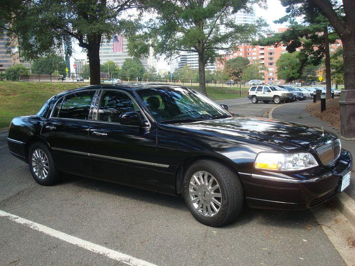 Tmx 1381609799319 Town Car Alexandria wedding transportation