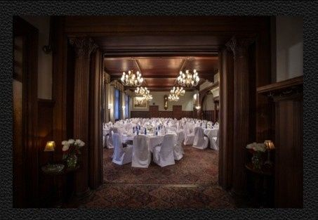 1wedding fort dining room