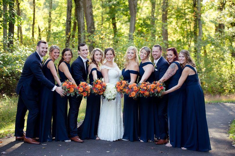 Bridesmaids & Bridesbros