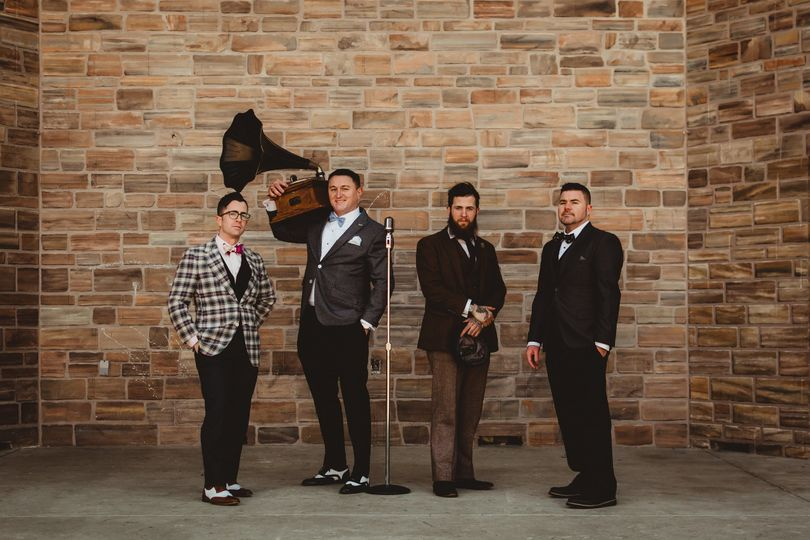 THE DAPPER DJS