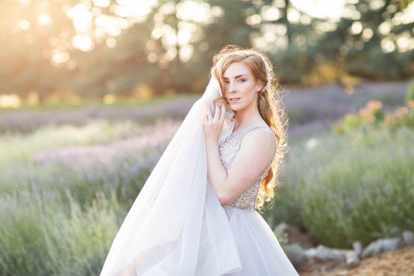 Gorgeous Bridal hot