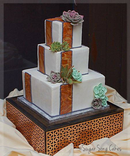 Fabulous Sugar Song Cakes Wedding Cake Tucson Az Weddingwire Birthday Cards Printable Trancafe Filternl