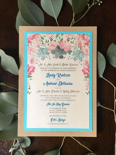 Simply Elegant Designs by Stephanie - Invitations - Champaign, IL ...