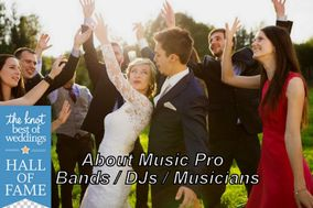 About Music Pro: Bands, DJs, Musicians