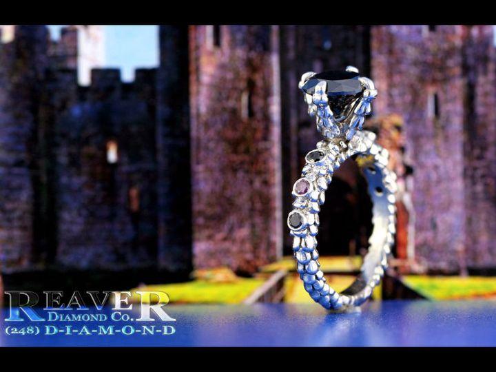 Tmx 1519773270 7cf268584b9a177c 1519773269 Ea029b7d64b477eb 1519773270333 42 Black And Purple  Southfield wedding jewelry