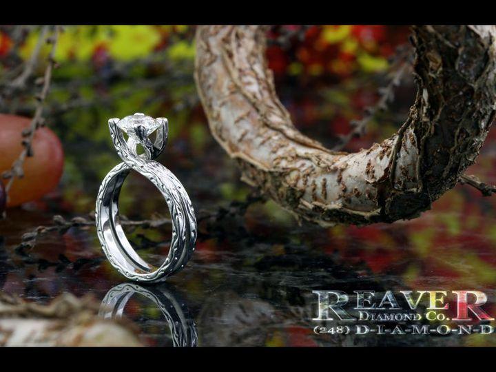 Tmx 1519774011 2e34f2a7647ea36a 1519774009 C4a095ffda0ce37d 1519774009960 53 Platinum  Vine  H Southfield wedding jewelry