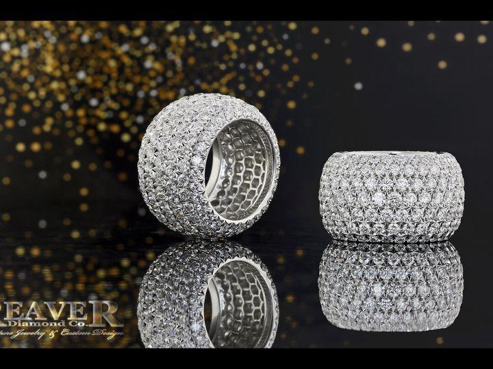 Tmx 1519774102 9c37816c5299f991 1519774101 D2728534b0776d82 1519774101880 55 Platinum 7 Row Pa Southfield wedding jewelry